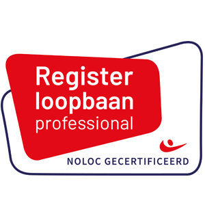 Register loopbaan professional - noloc gesertificeerd